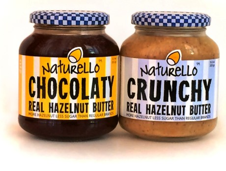 Naturello Hazelnut Butters